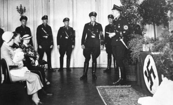 Нацистки войници