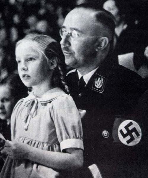 Химлер и дъщеря му