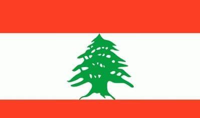 флага на Ливан