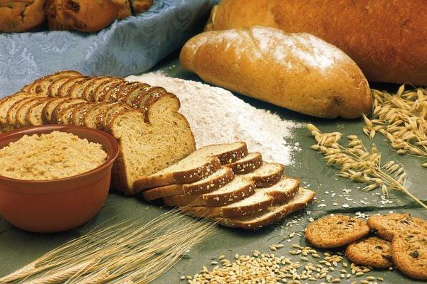 Зърнени храни - източник на нишесте (скорбяла).