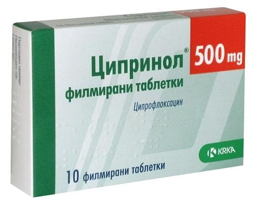 Cifloxin таблетки инструкция - фото 5