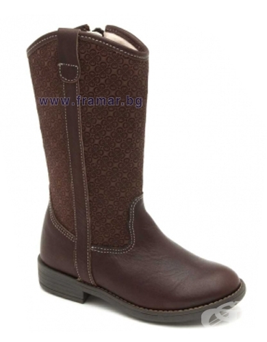 e6f968e9433 ДЕТСКИ БОТУШИ OPERA MARRON 495495 (CHILDRENS BOOTS OPERA MARRON ...