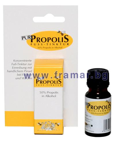 Boligol tinktúra a prosztatitisből