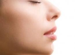 Разтривайте върха на носа си, за да сте ведри през целия ден - изображение