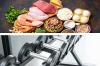 Завишеният прием на протеини не влияе на мускулната сила при хора на средна възраст