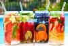 Плодова вода - безценен помощник в борбата с излишните килограми!