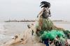 Глобални екологични проблеми, представени като модели в снимки на Фабрис Монтейро