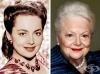 15 поразителни снимки на знаменитости Преди и Сега