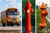 10 обекта с конкретни цветове по целия свят