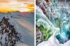 19 снимки, които могат да бъдат направени само в Аляска