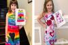 Компания превръща детските рисунки в истински дрехи