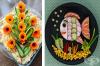 30 идеи за декориране на новогодишните салати и ордьоври