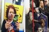 30 смешни снимки в метрото
