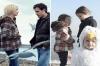 Три малки сестри пресъздават сцени от филми, номинирани за Оскар