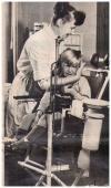 На зъболекар в ГДР, в началото на 60те години на 20 век