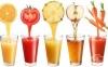 Соковете - вкусни комбинации за красота и здраве