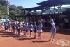 Първият международен тенис лагер за деца се провежда в Албена