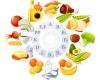 Основни витамини в хранителните продукти