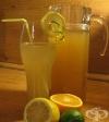 Джинджифилова безалкохолна напитка