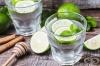 Пречистете тялото със зелена лимонада с хлорофил
