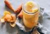 Насърчете имунитета си с квас от моркови, портокал и  джинджифил