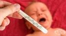 Как да свалим температурата при бебе