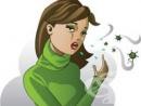 Средства от кухненския шкаф при влажна кашлица