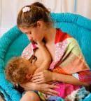 По-голямата част от майките кърмят само през първите три месеца