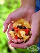 Учените доказаха полезните свойства на сушените плодове