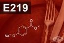 E219 Натриев метил р-хидрокси бензоат