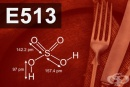 E513 Сярна киселина