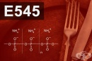 E545 Амониев полифосфат