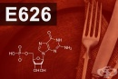 E626 Гуанилова киселина