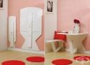 23 дизайнерски идеи за пестене на пространство в малкия апартамент