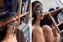 25 оптични илюзии с грим от художничката Даин Юн