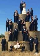 23 двойки младоженци, които са искали специална сватбена снимка