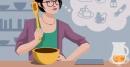17 практични кулинарни техники, които ще ви помогнат в кухнята