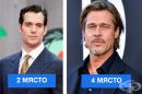 """Топ 10 на най-красивите мъже според формулата на """"Златното сечение"""" в пластичната хирургия"""