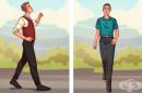 Походката ви може да разкрие много за вашия характер