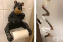 15 необичайни тоалетни, които има с какво да изненадат своите посетители