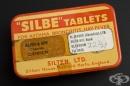 Старинни таблетки за лечение на заболявания на дихателните пътища