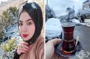 Сняг заваля в Багдад за пръв път от 12 години