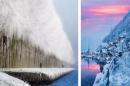 18 снимки показват магията на зимата като сцена от приказка