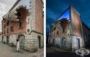 24 снимки на сгради, извън реалността