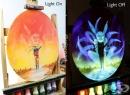 20 рисунки, които оживяват, когато светлините угаснат