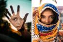 20 фотографии показват завладяващия поглед на хора и животни от цял свят