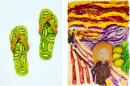 40 забавни композиции с храна, които ще ви накарат да се усмихнете