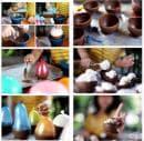 Изненадайте гостите си с оригинални шоколадови купички за десерт