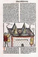Медицинският труд Liber de arte distillandi de simplicibus от 1500г. и ролята му като ценен исторически източник