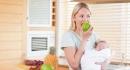 Как да се храни кърмещата жена